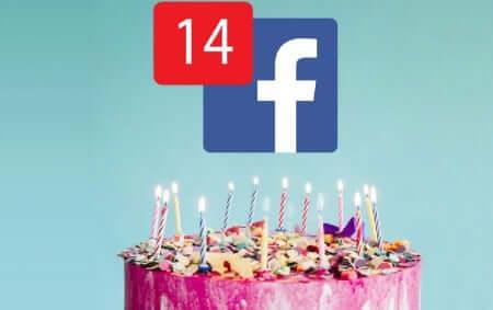 Facebook, 14 anni e sentirli tutti. Il nuovo algoritmo penalizza le aziende?