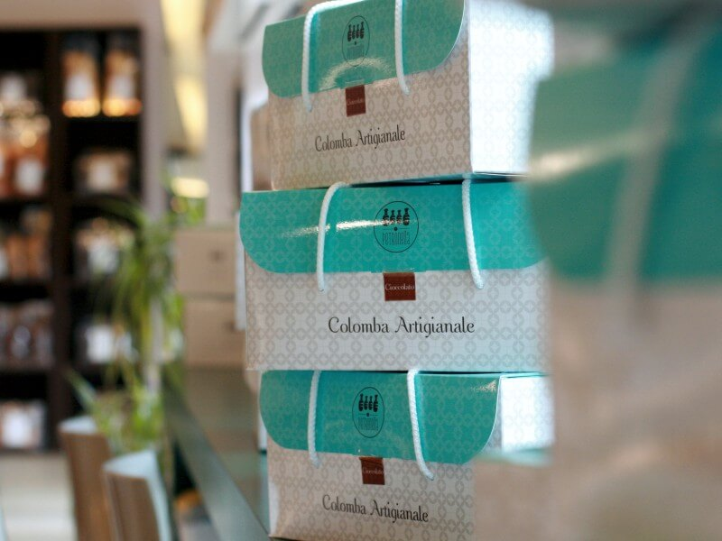 Packaging colomba artigianale – I Petronella